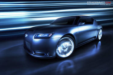 Scion Fuse Concept in Motion by SteveDemmitt