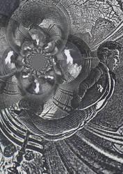 Randolph Carter by horusbez