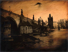 6AM Prague by kevissimo