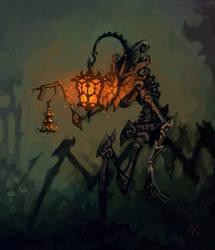 Lantern by DarkBydloArt