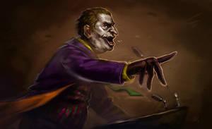 J-zhirinovsky by DarkBydloArt