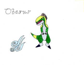 Oberus - Megaraptor by Aubrie1234