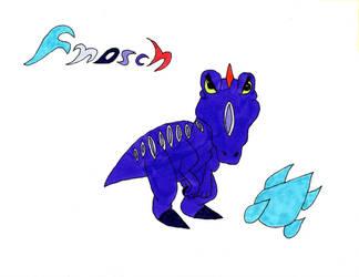 Frosch - Irritator by Aubrie1234