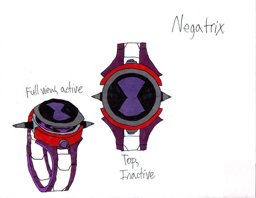 Negatrix by Aubrie1234