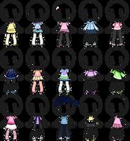 CLOSED- Adopt Dress 10 by Paudrawzz