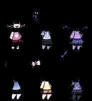 CLOSED- Adopt Dress 16 by Paudrawzz