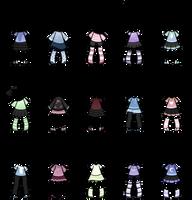 CLOSED- Adopt Dress 21 by Paudrawzz