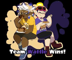 Sweet Victory! by TrollArtistry