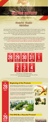 Taksim Gezi Park Protests Infographic by LephistoDesign