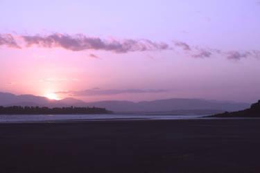 Tasmanian-Sunset-Stock0017 by CelestaDarkide-Stock