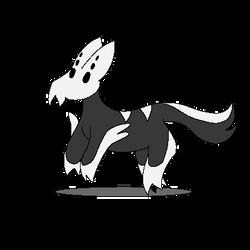Skele-Dog by BlueStarNights
