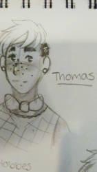 Thomas Hobbes by SoulMarabae