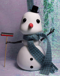 Mr. Snowman by daasper