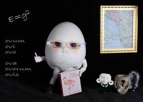 Egghead by daasper