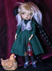 Bonny and Bellina by daasper