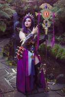 Diablo 3 wizard by MaddicPhotography