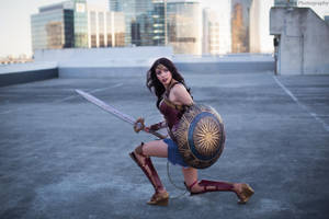 Wonder Woman by MaddicPhotography