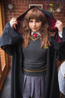 Hermione by MaddicPhotography