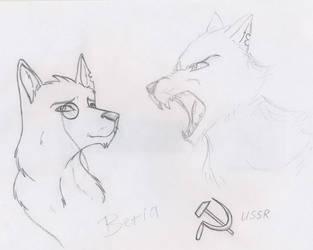 Beria by msChimotoma