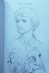 Will Graham PDS sketch by msChimotoma