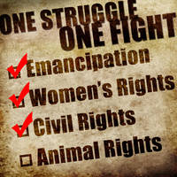 Animal Rights by carlylyn
