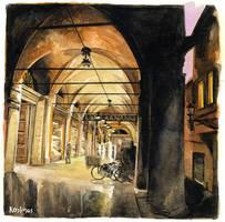Libreria Nanni at Bolognia - SOLD by dimitriskoskinas