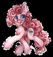 Pinkiepie by juunipupu