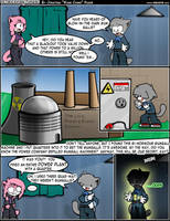 A VG Cats Powerplant Holiday by imWangChung