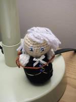 Crochet Chibis: Part 4 by kilted-katana