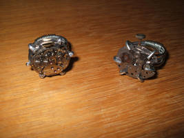 Watch Mechanism Rings by kilted-katana
