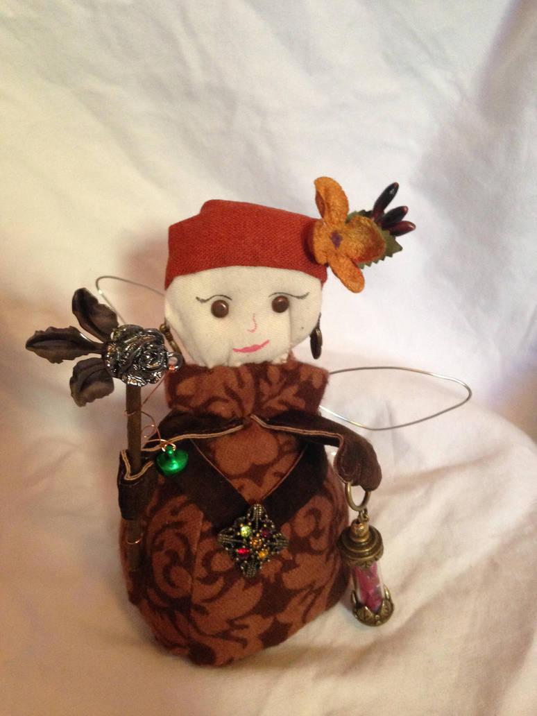 Martha, the Autumn Faerie by kilted-katana