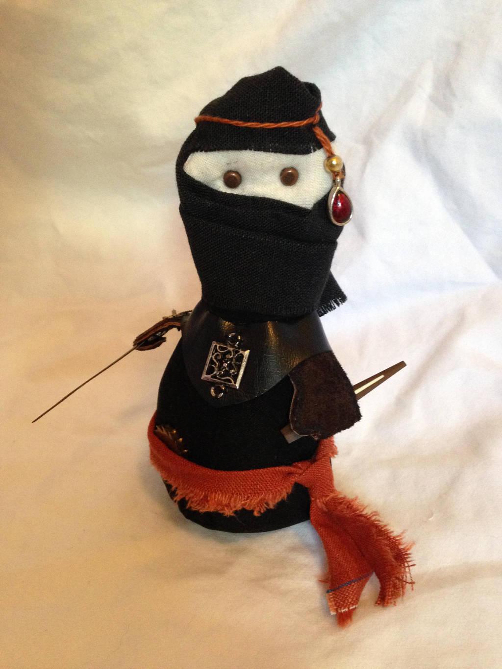 The Black Gale by kilted-katana