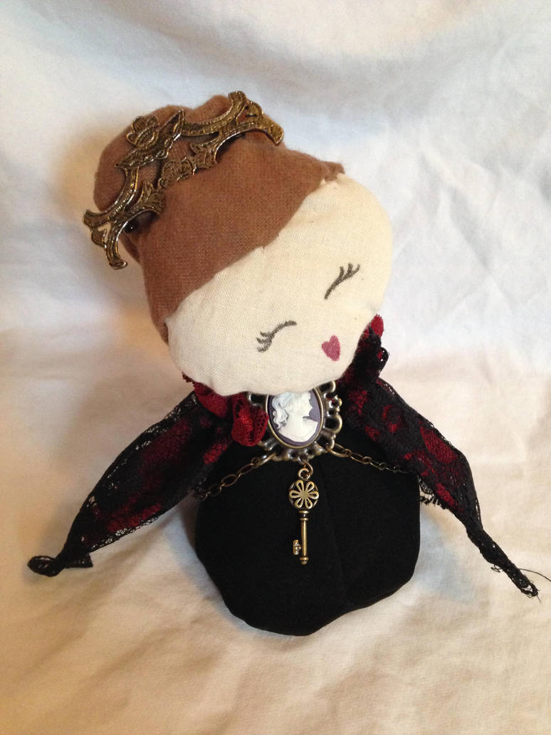 Duchess Aselia Faulk by kilted-katana