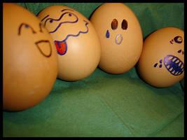 eggs by Luczis