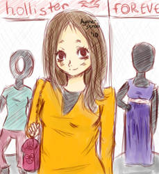 The Spirit of the Shopping by Ayane-Sensei