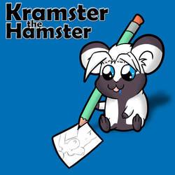 Kramster the Hamster! by powermogri