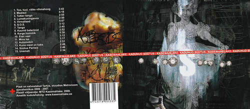 The Innocence Lost CD cover by xanq