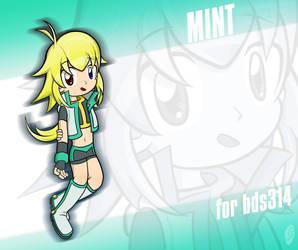 Fresh Mint by CYSYS8993