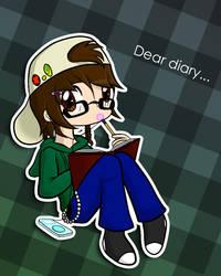 Dear Diary... by CYSYS8993