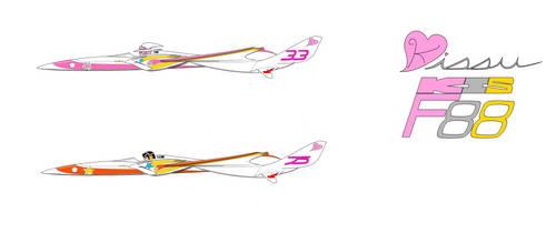 KISSU KIS-F88 by Airrider1
