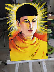 For all the Buddhist out there by Mony-95