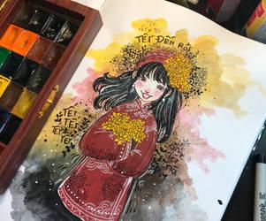 Tet Tet Tet Tet Den Roi by Mony-95