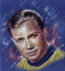 Kirk by mdalton