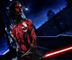anger and arrogance by CrimsonBrainstorm