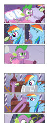 Things just got weird by stratusxh