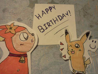 A very deerling birthday! by jcpeters726