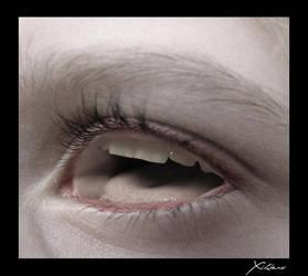 Eyes speak by Xilvero