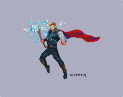 God of Thunder by HendryRoesly