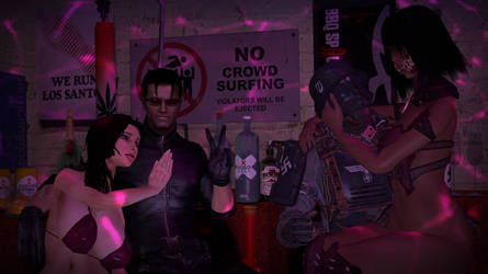 Night with John Wesker [BDAY Picture] by makeoooohDE