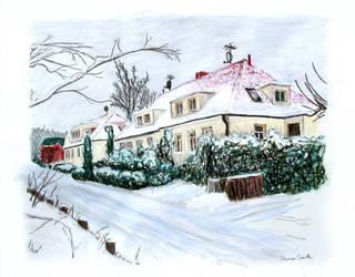 German Winter by ElorieAlton